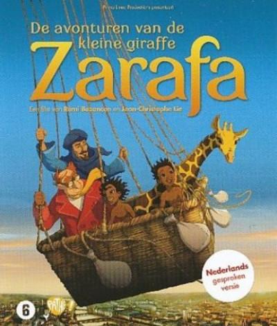 Zarafa - Blu-ray
