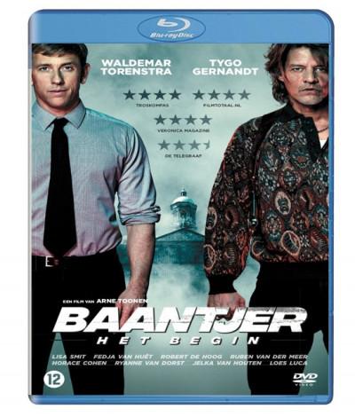 Baantjer - Het begin - Blu-ray