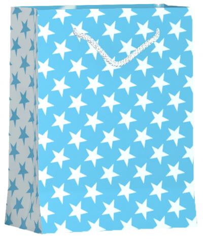 Cadeautas blue stars M