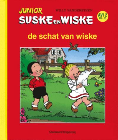 Junior Suske en Wiske de schat van wiske