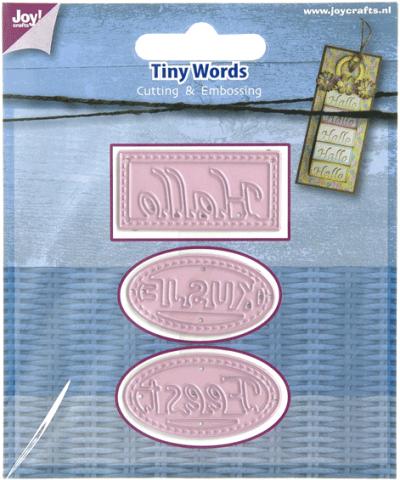 Joy! Snijmal Tiny Words