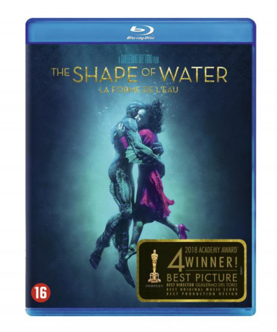 Shape of water - Blu-ray