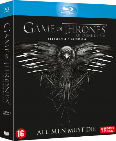 Game of thrones - Seizoen 4 - Blu-ray