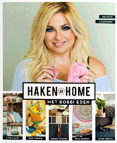 Haken at home met Bobbi Eden