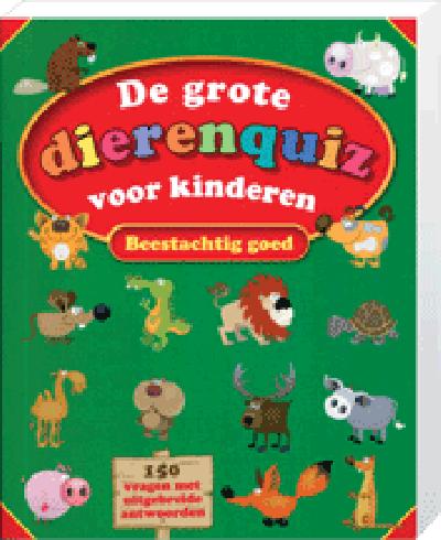 Puzzles and quiz Dieren Quiz