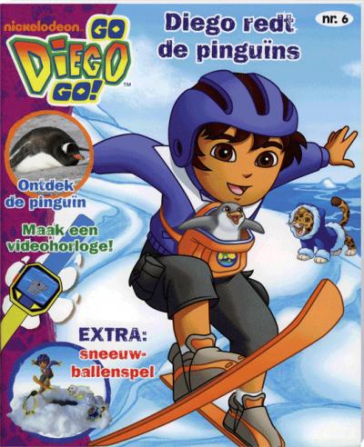DIEGO 06 DE PINGUINS