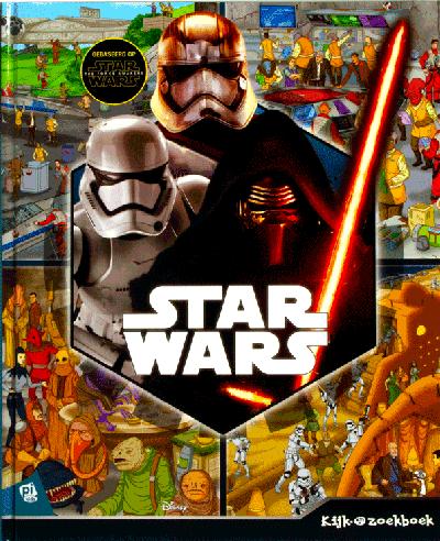 Star Wars Kijk en zoekboek