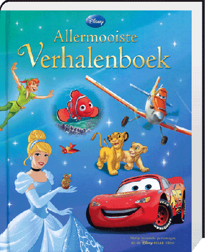 Disney Allermooiste Verhalenboek