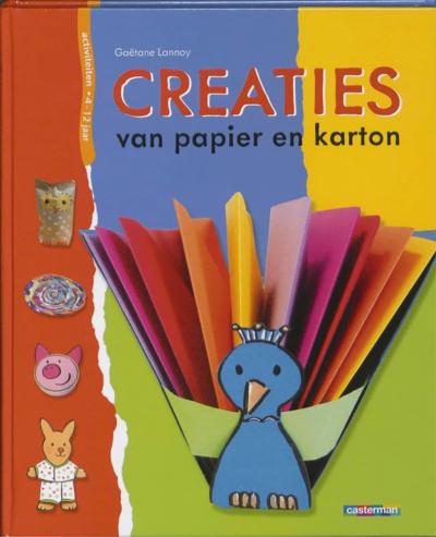 Creaties voor papier en karton