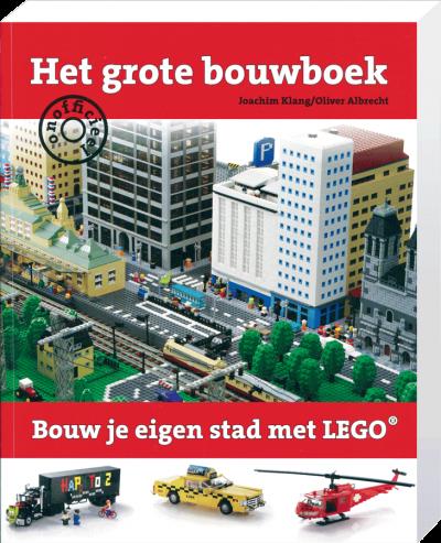 Grote Lego Bouwboek