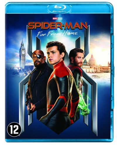 Spider - Man - Far From Home - Blu-ray