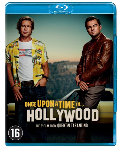 Once Upon A Time In Hollywood - Blu-ray