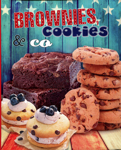 Brownies, cookies & co.