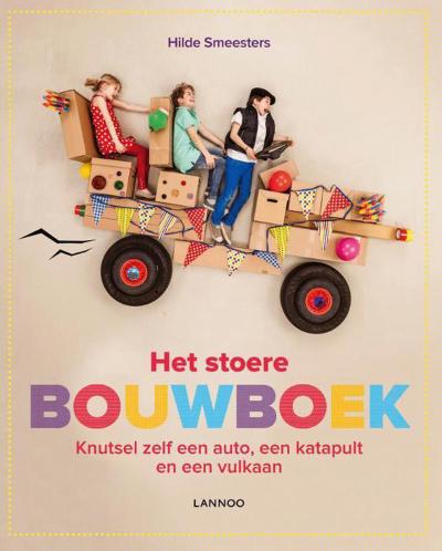 Stoere Bouwboek