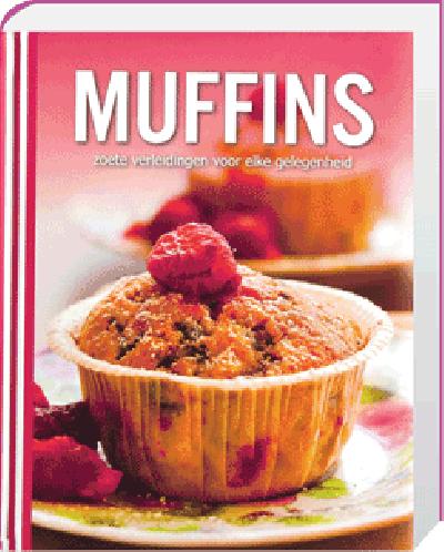 Allerlekkerste muffins (gestreepd)