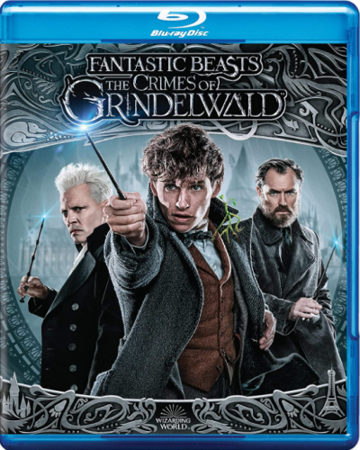 Fantastic Beasts - The Crimes Of Grindelwald - Blu-ray