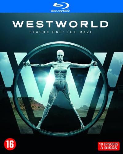 Westworld - Seizoen 1 - Blu-ray
