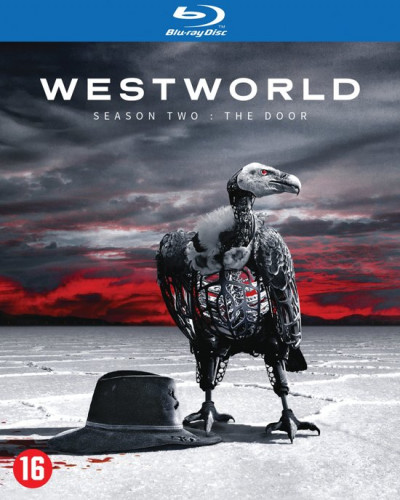 Westworld - Seizoen 2 - Blu-ray