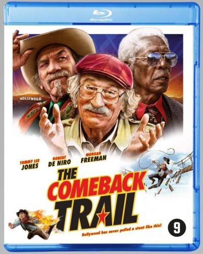 The Comeback Trail - Blu-ray