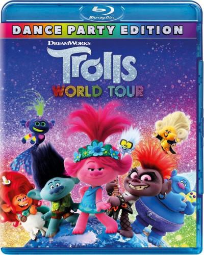 Trolls 2 - World Tour - Blu-ray