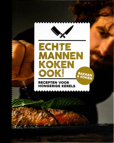 Echte mannen koken ook