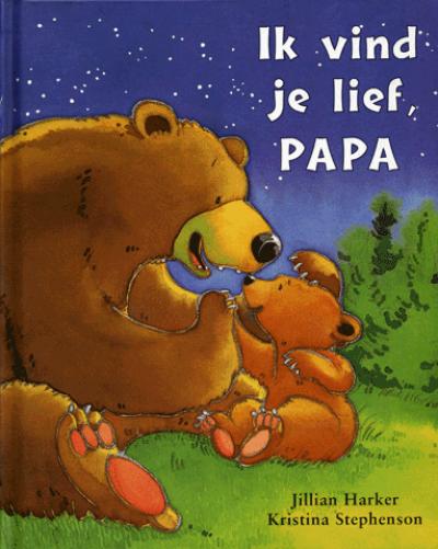 Ik Vind je lief Papa