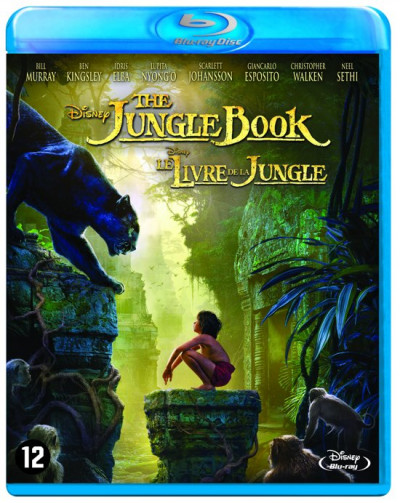 Jungle Book - Blu-ray