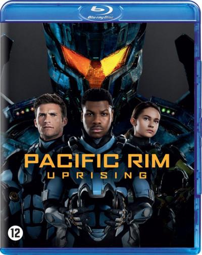 Pacific rim 2 - Uprising - Blu-ray