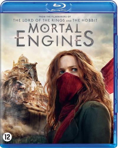Mortal Engines - Blu-ray