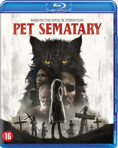 Pet sematary (2019) - Blu-ray