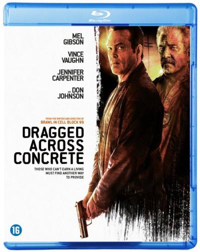 Dragged across concrete - Blu-ray