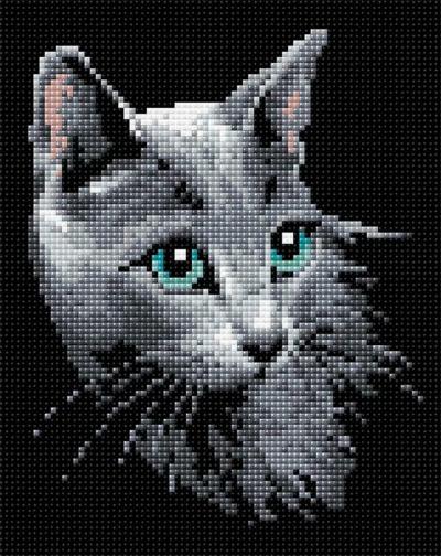 Diamond Mosaic russian blue 20x25