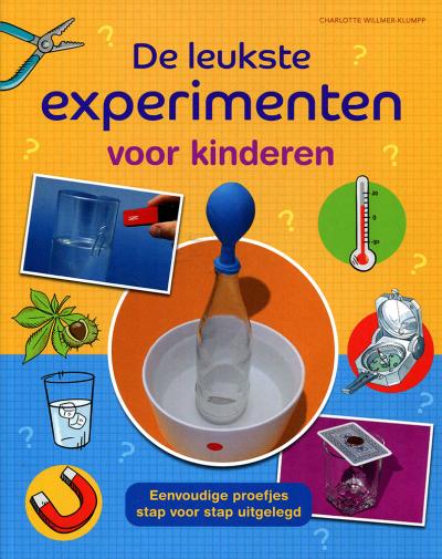 Leukste experimenten voor kinderen