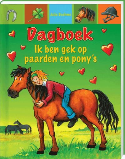 Dagboek Gek op paarden en pony's