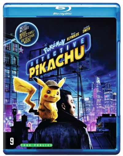 Pokemon Detective Pikachu - Blu-ray