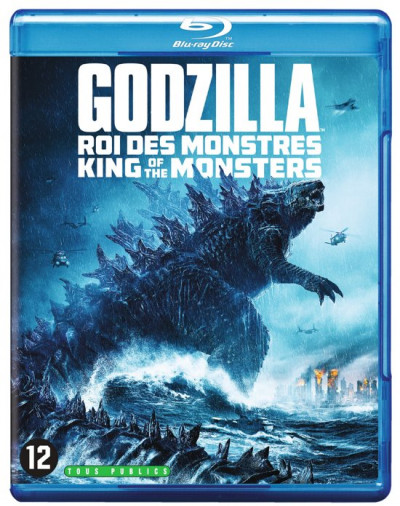 Godzilla - King of the monsters - Blu-ray