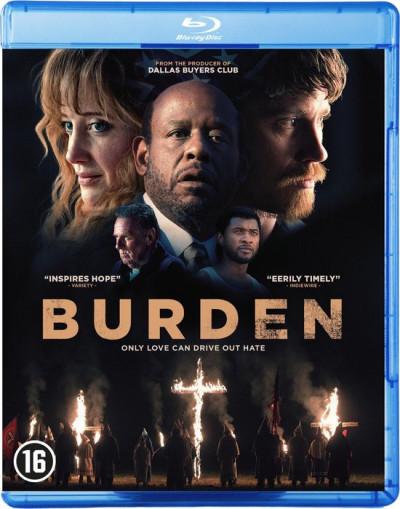 Burden - Blu-ray