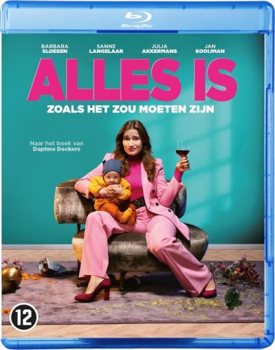 Alles Is Zoals Het Zou Moeten Zijn - Blu-ray