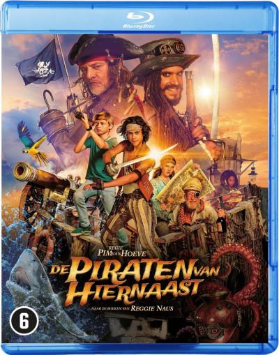 Piraten Van Hiernaast - Blu-ray