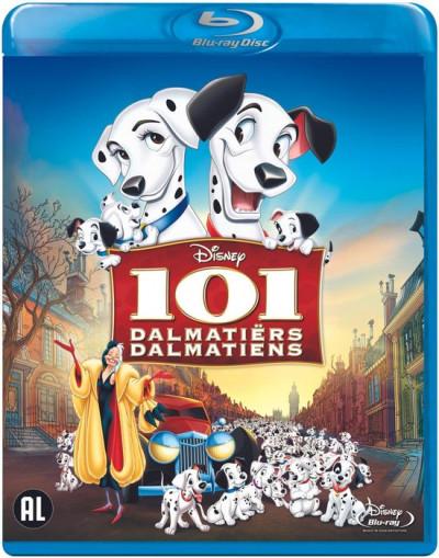 101 Dalmatiers - Blu-ray