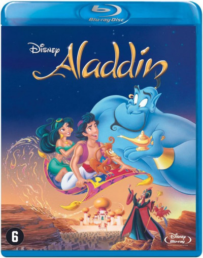 Aladdin - Blu-ray