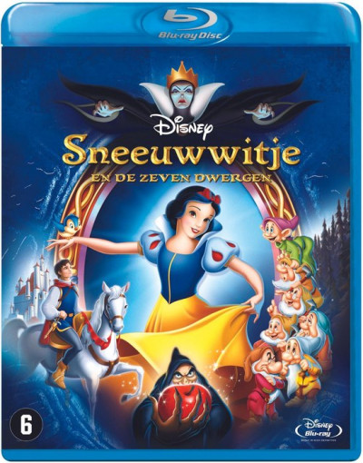 Sneeuwwitje En De Zeven Dwergen - Blu-ray