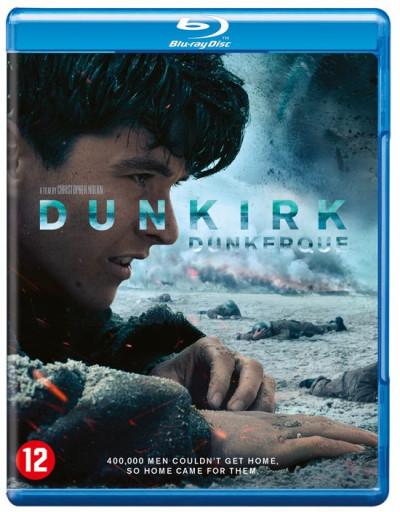Dunkirk - Blu-ray