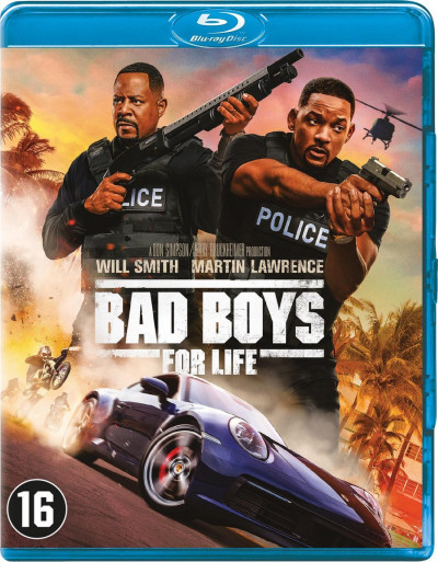 Bad Boys For Life - Blu-ray