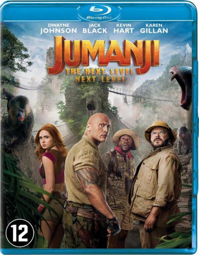 Jumanji - The Next Level - Blu-ray