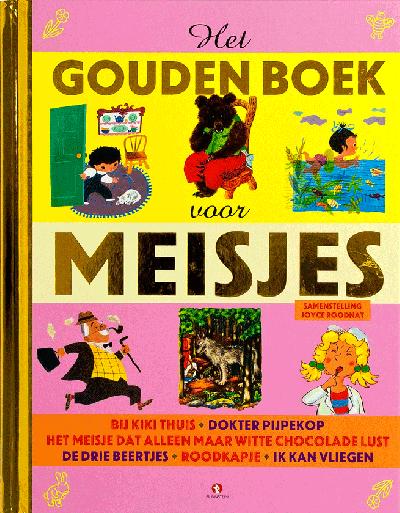 Het gouden boek voor meisjes