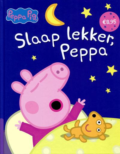 Peppa Big Slaap lekker, peppa