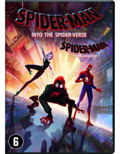 Spider-man - Into the spider-verse