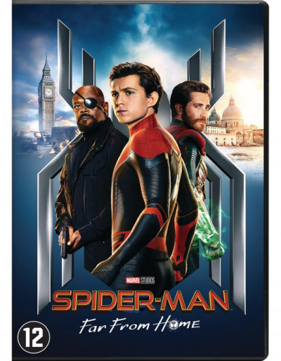 Spider - Man - Far From Home - DVD