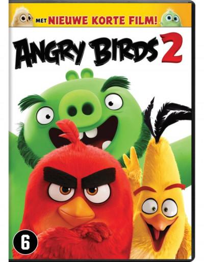 Angry Birds Movie 2 - DVD